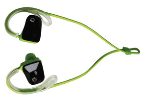 Bezprzewodowe, wodoodporne słuchawki Manta