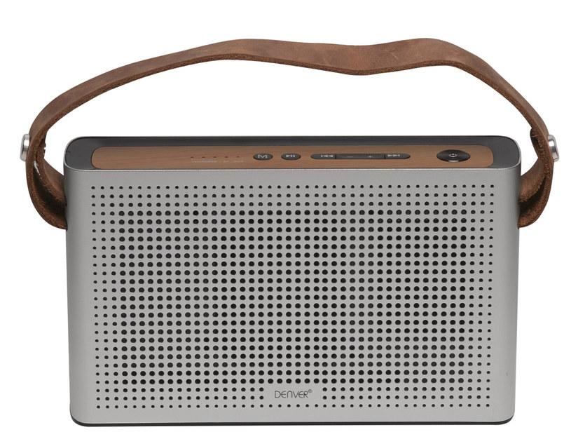 Bezprzewodowy głośnik stereo BTS-200 /materiały prasowe