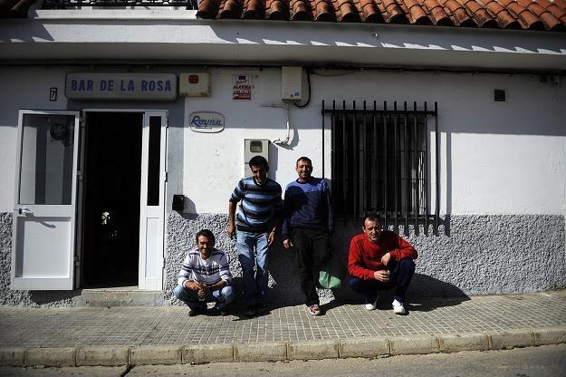 Bezrobocie w Hiszpanii to poważny problem /AFP