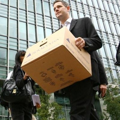 Bezrobocie wzrośnie przez politykę wielu polskich firm /AFP