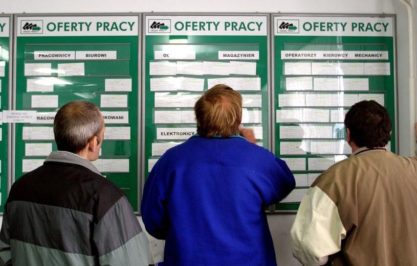 Bezrobotni masowo nie przychodzą na spotkania w urzędach pracy/fot. Darek Redos /Reporter