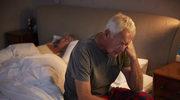 Bezsenność seniora. Dlaczego z wiekiem śpimy coraz gorzej?