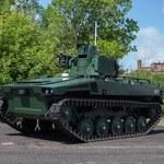 Bezzałogowa platforma do wojskowych pojazdów naziemnych