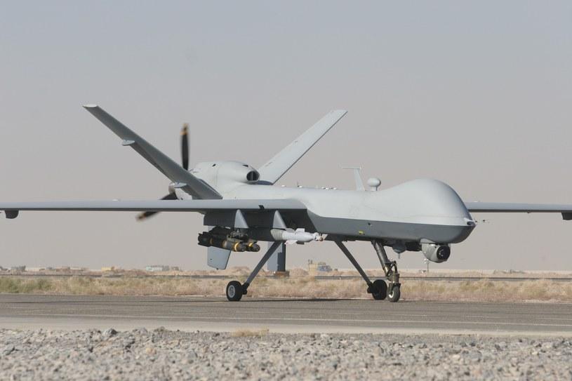 Bezzałogowce MQ-9 Reaper /Frederic Lert / Le Desk /East News