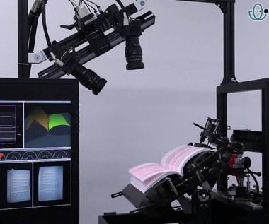 BFS-Auto - ta maszyna potrafi zeskanować całą książkę w minutę