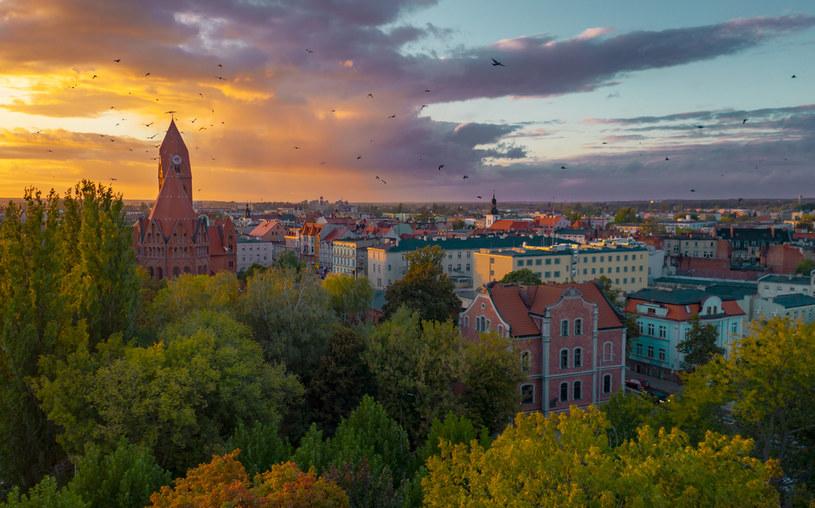 BGK i EBI wspiera miasta do 100 tys. mieszkańców. Nz. Ostrów Wielkopolski /123RF/PICSEL