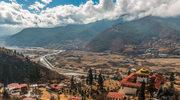 Bhutan to najlepsze miejsce do odwiedzenia w 2020 roku