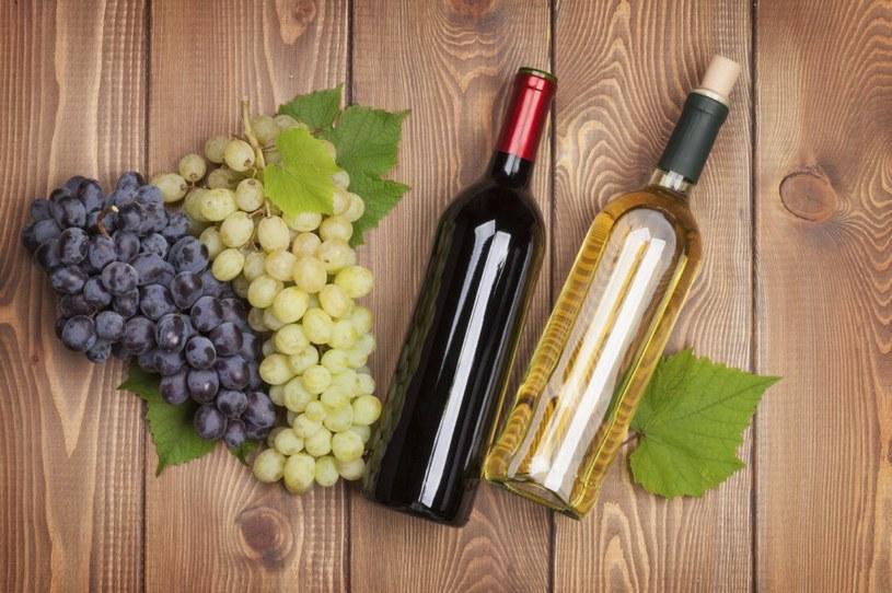 białe czy czerwone wino /© Photogenica