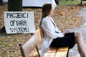 Białe Miasteczko 2.0. Wojciech Szaraniec: Zaostrzymy protest