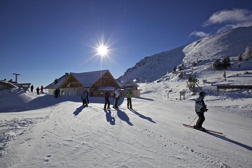 Białe szaleństwo w górach Nockberge /fot. Steinthaler/© Kärnten Werbung /&nbsp
