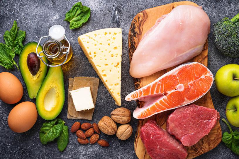 Białka i tłuszcze /©123RF/PICSEL