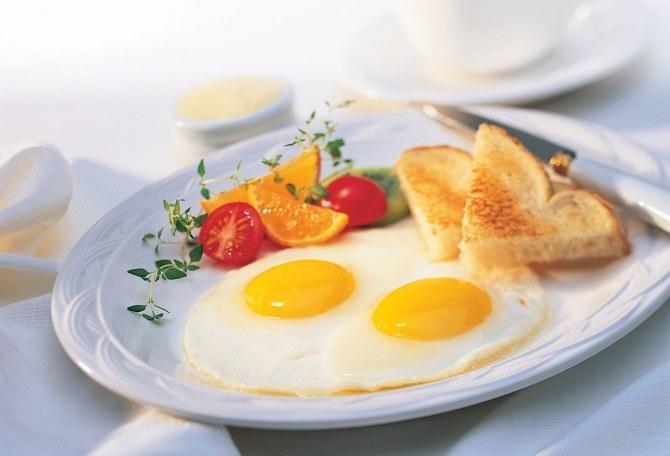 Białko na śniadanie /© Photogenica