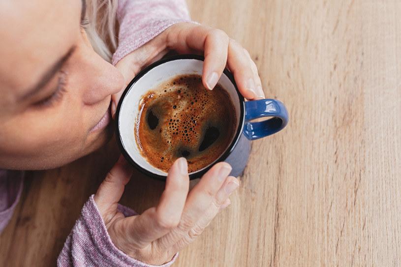 Białkowa kawa to rarytas nie tylko dla sportowców /123RF/PICSEL