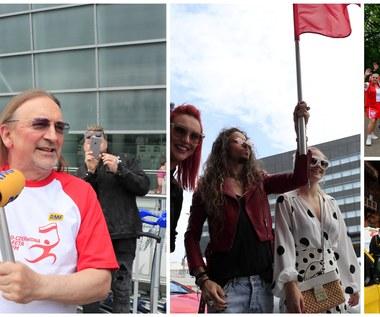 Biało-czerwona sztafeta RMF FM. Tak świętowaliśmy Dzień Flagi [ZDJĘCIA]