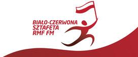 Biało-czerwona sztafeta RMF FM
