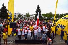 Biało-czerwonej sztafeta RMF FM dotarła do Gdyni!