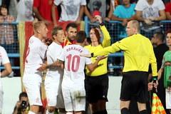 Biało-czerwoni zremisowali z Czarnogórą