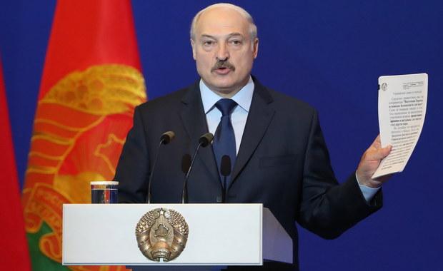Białoruś ma nowego premiera. Łukaszenka odwołał Kobiakowa