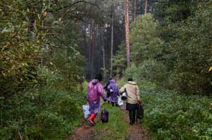 Białoruś. Żaden migrant nie złożył wniosku o azyl polityczny w ambasadzie Litwy w Mińsku