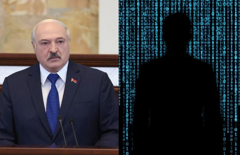 Białoruscy Cyberpartyzanci walczący z prezydentem Białorusi mają liczyć 15 osób, to eksperci z sektora IT. Fot. AFO/123Picsel /AFP