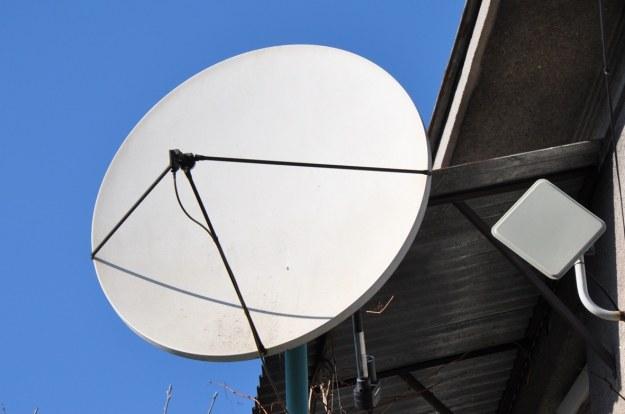Białorusini walczą z zakazem montowania anten satelitarnych /SatKurier