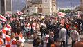 Białoruska opozycja protestuje w obronie uwięzionego Romana Protasiewicza