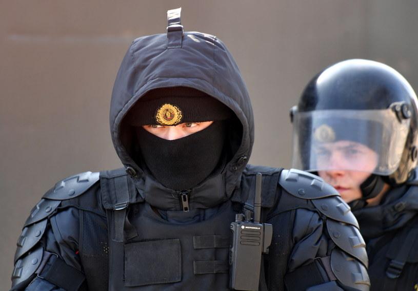 Białoruskie służby, zdj. ilustracyjne /Viktor Drachev\TASS /Getty Images
