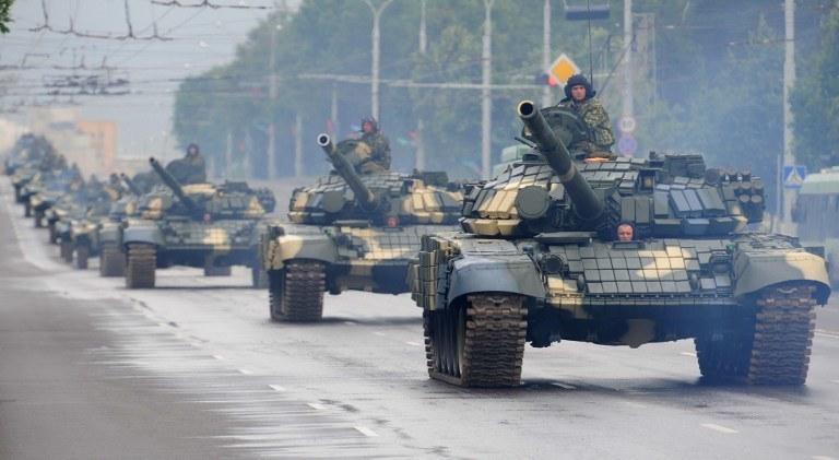 Białoruskie wojsko, zdj. ilustracyjne /123RF/PICSEL