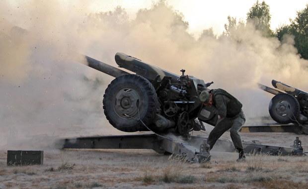 Białorusko-rosyjskie manewry przy polskiej granicy. Wykorzystano śmigłowce i artylerię