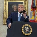 Biały Dom odmawia współpracy przy dochodzeniu ws. impeachmentu Donalda Trumpa