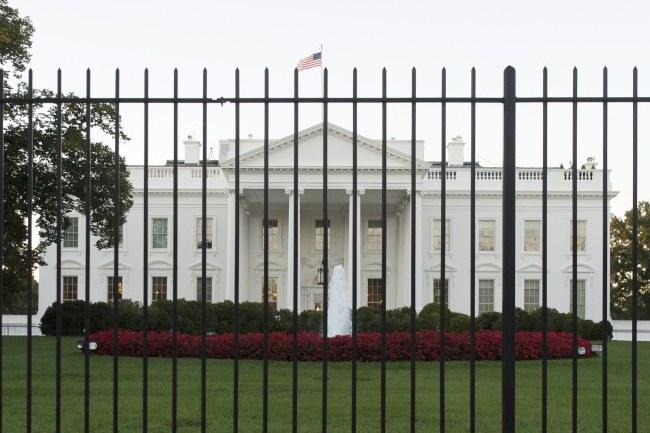 Biały Dom /PAP/EPA/Michael Reynolds /PAP/EPA