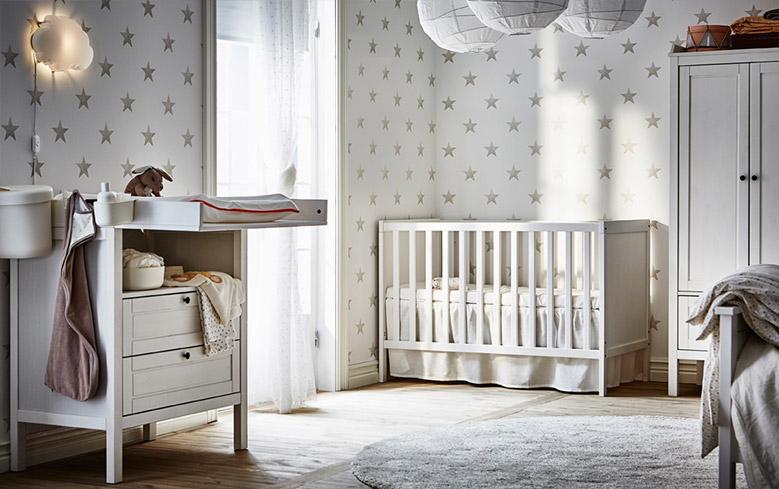 Wspaniały Kącik dla niemowlaka w sypialni i w salonie - MamDziecko w INTERIA.PL LJ83