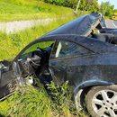 Biały Kościół: Ciężarówka zmiażdżyła samochód osobowy