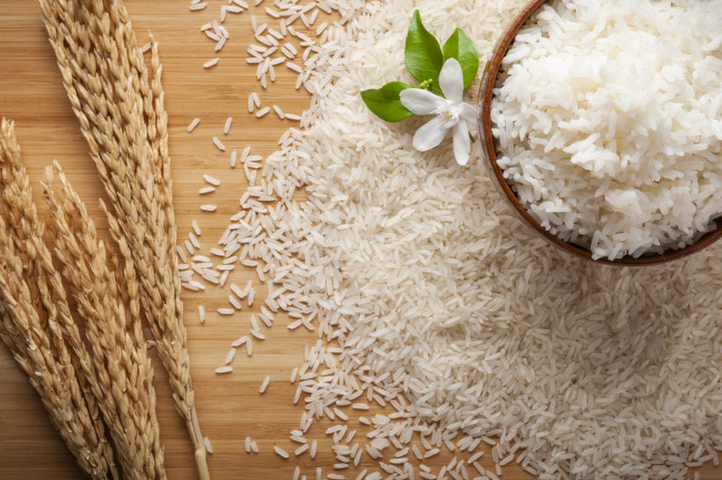 Biały ryż /©123RF/PICSEL