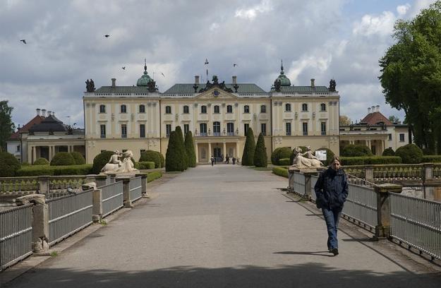 Białystok - Pałac Branickich. Fot. Michał Kosc /Reporter