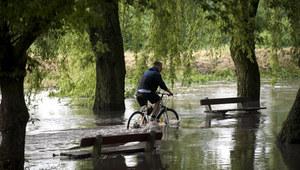 Białystok pod wodą po raz drugi tej wiosny