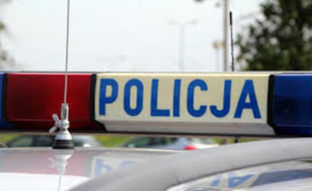 Białystok: Potrącił 9-latka i jego ojca. Policjanci szukają sprawcy