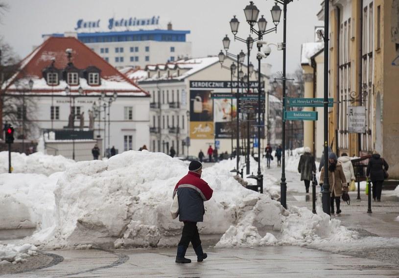 Białystok, zdj. ilustracyjne /Michal Kosc / AGENCJA WSCHOD /Reporter