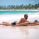 Bianca Gascoigne w bikini na wakacjach z chłopakiem