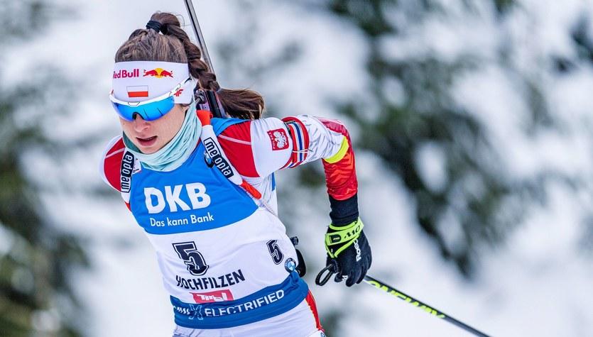 Biathlon. Kamila Żuk: Stać mnie na fajne wyniki