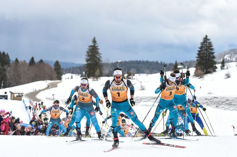 Biathlon /AFP
