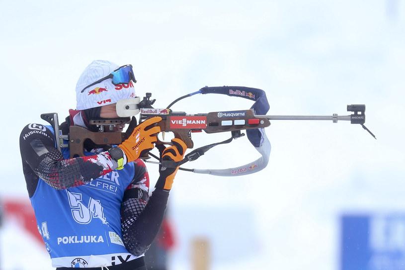 Biathlon /EXPA/NEWSPIX.PL /Newspix