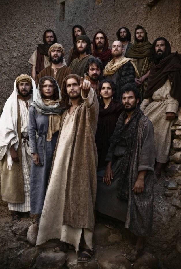 """Biblia"" /Joe Alblas –  Lightworkers Media Hearst Productions Inc /materiały prasowe"