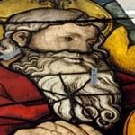 Biblijny Mojżesz na haju