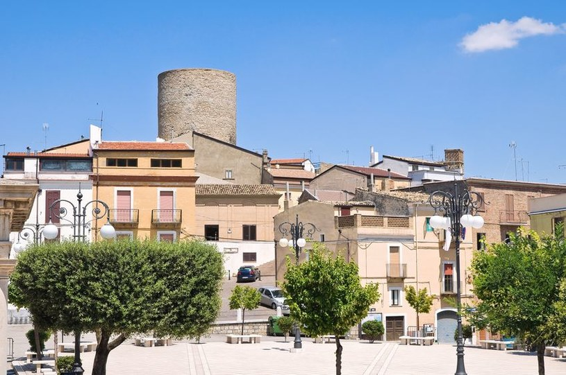 Biccari we Włoszech. To w tym mieście można kupić dom za euro /123RF/PICSEL