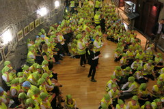 Bicie rekordu Guinnessa w Wieliczce!