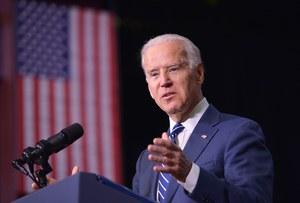 Biden: Nie chcemy wojskowej eskalacji na Ukrainie