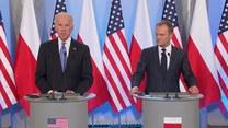 Biden: Polityczna i gospodarcza izolacja Rosji wzrośnie