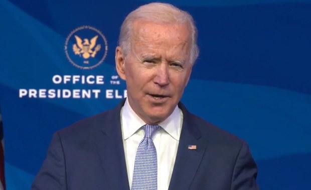 Biden: To dobrze, że Trumpa nie będzie na inauguracji