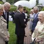 Biden ujawnił, o czym rozmawiał z królową. Złamał protokół